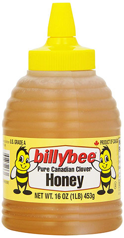 Pure Canadian Clover Honey by Billy Bee