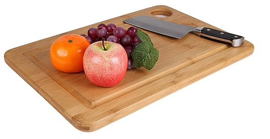MOHY - premium 3 piece bamboo cutting board Set4