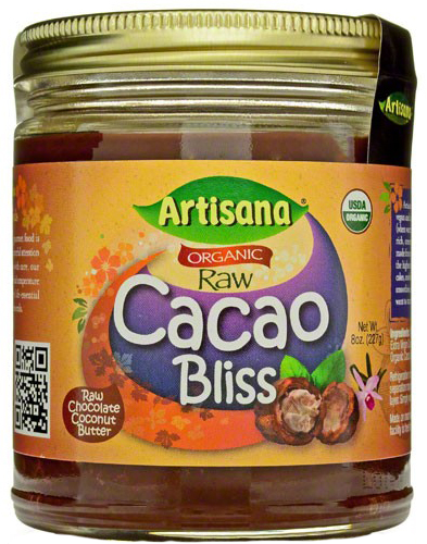 Artisana Organic Raw Chocolate Coconut Butter