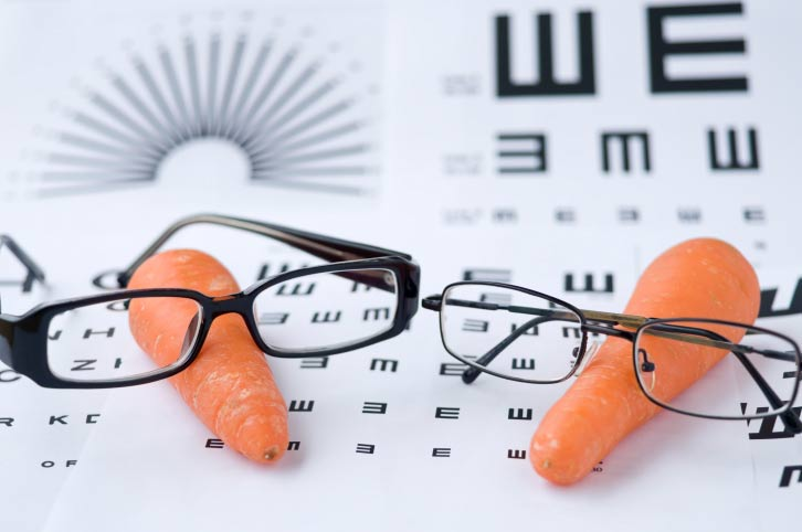 16 Of The Best Foods For Eye Health
