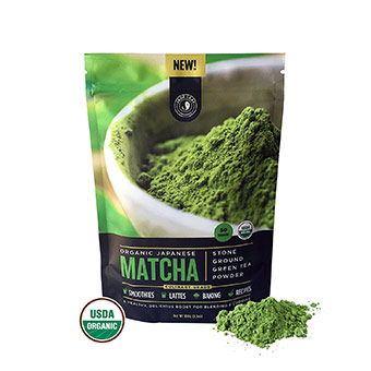 Best Selling Culinary Grade Matcha by Jade Leaf Organics