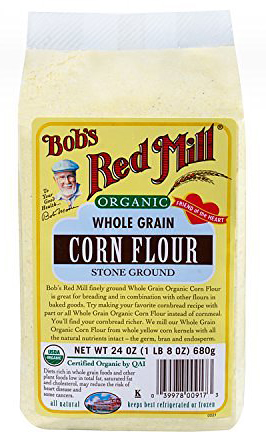 Bob's Red Mill Certified Organic Corn Flour