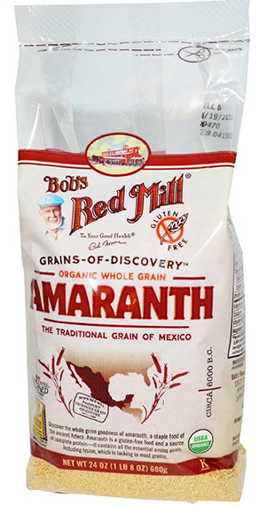 Bob's Red Mill Organic Amaranth Grains