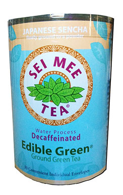 Caffeine Free Green Tea