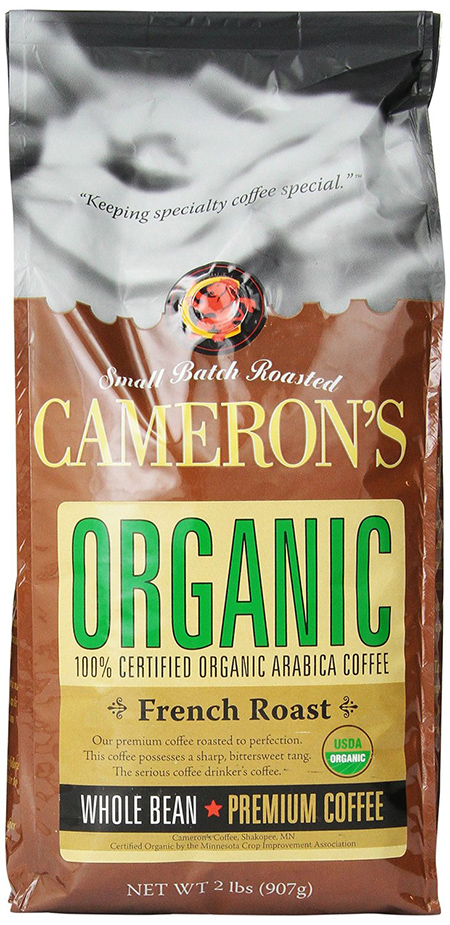 Cameron's French Organic Coffee