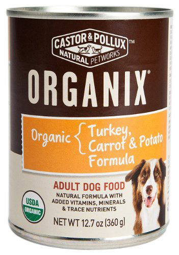 Castor and Pollux Organix Premium Canine Food