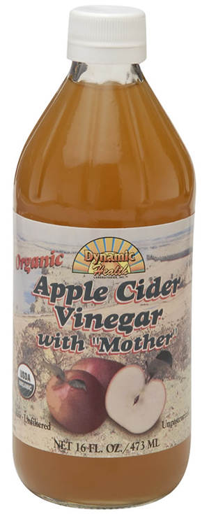 Dynamic Health Laboratories Pure Organic Apple Cider Vinegar