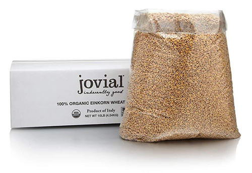 Einkorn Wheat Berries by Jovial