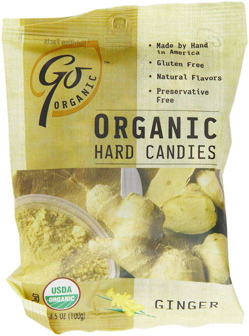 GoNaturally Hard Candy With Natural Ginger Flavor