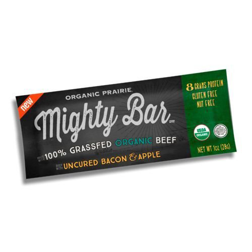 Grass Fed Beef Bar
