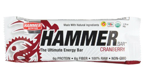 Hammer Nutrition Energy Bar With Cranberry
