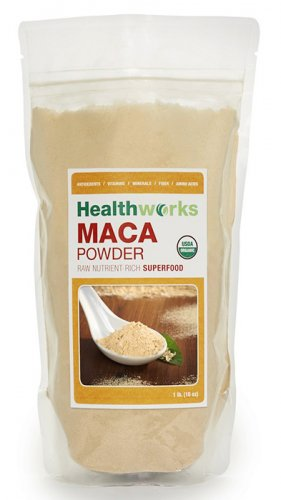 HealthWorks Raw Maca Powder