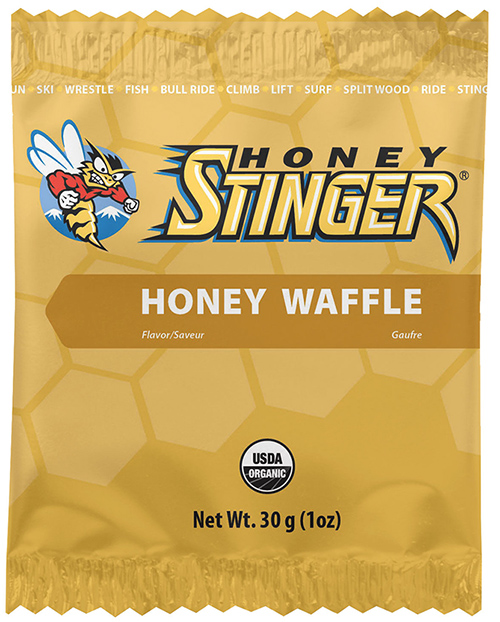 Honey Stinger Organic Honey Waffles