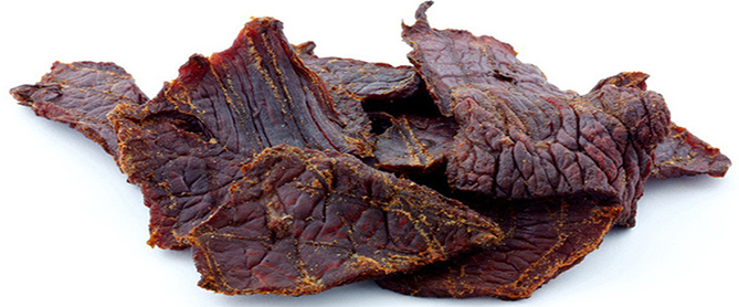 Jerky Direct Certified Organic Beef Jerky