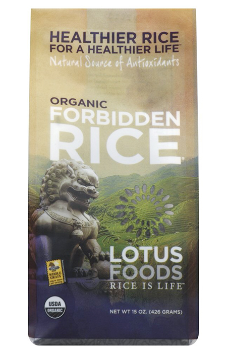 Lotus Foods Organic Black Rice