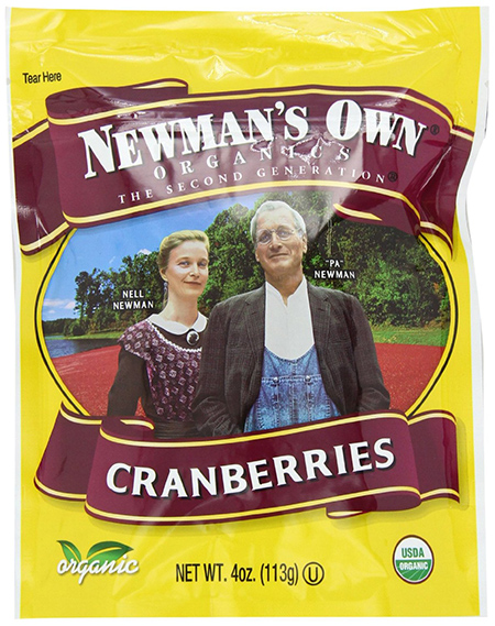 Newman's Own Organic Dried Cranberries