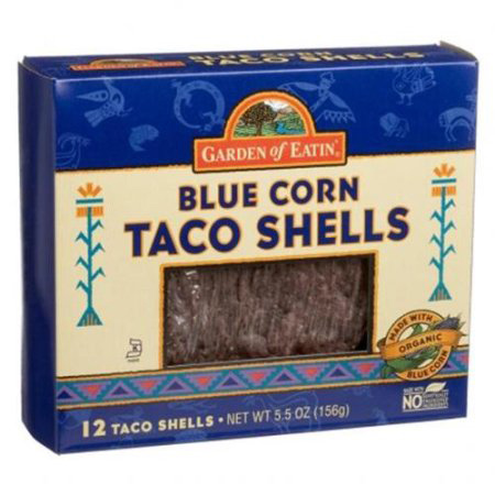 Organic Blue Corn Taco Shells