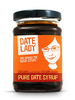 Organic Date Syrup by Date Lady