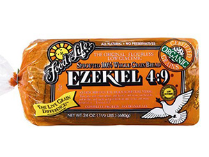 Organic Ezekiel Bread by Food for Life