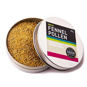 Organic Fennel Pollen by Pollen Ranch
