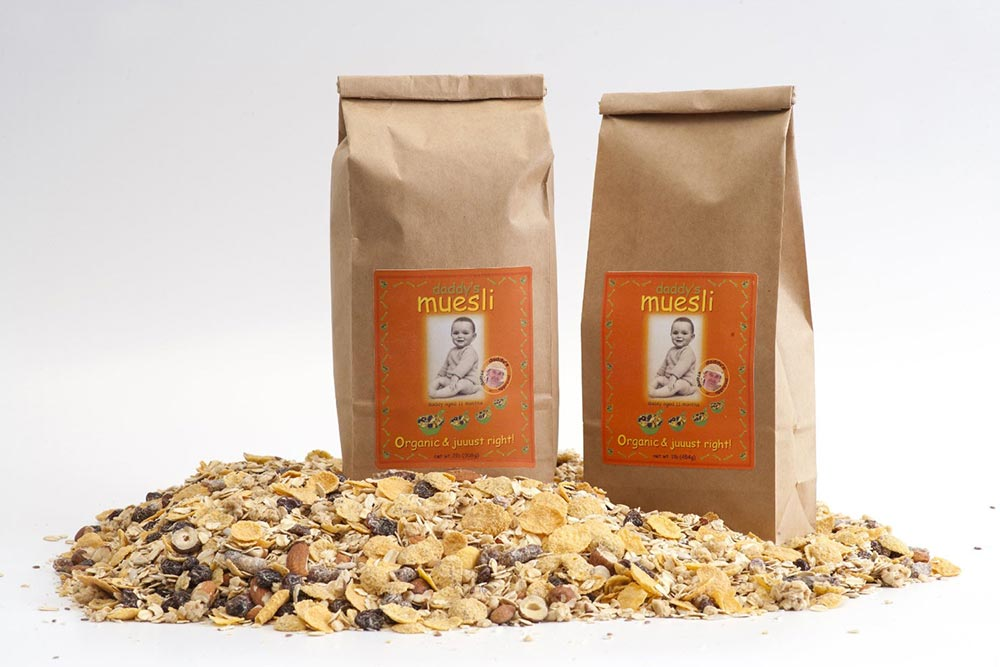Organic Muesli Mix by Daddy's Muesli
