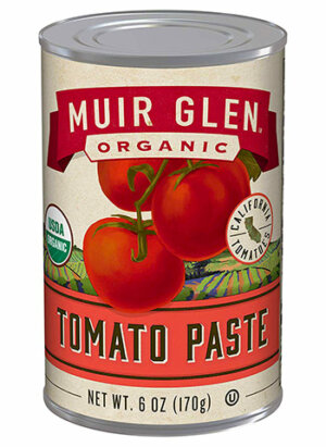 Organic Tomato Paste by Muir Glen