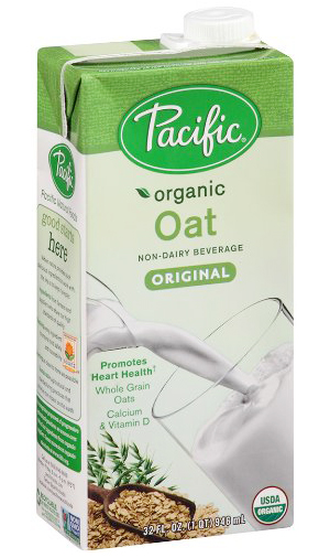 Pacific Natural Foods Organic Oat Beverage