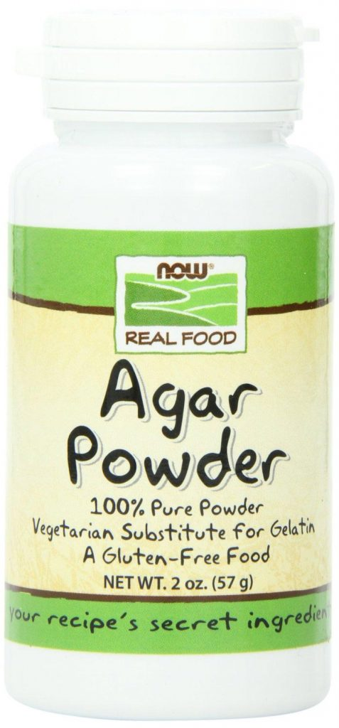 Pure Agar Powder by Now Foods