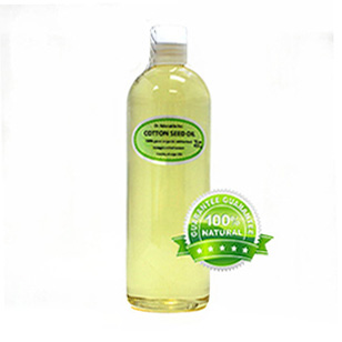 Organic Cottonseed Oil by Dr. Adorable