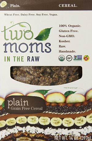 Raw Grain Free Cereal by Two Moms In The Raw