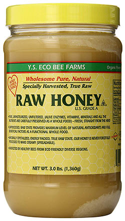 RAW Honey by YS ECO Bee Farms