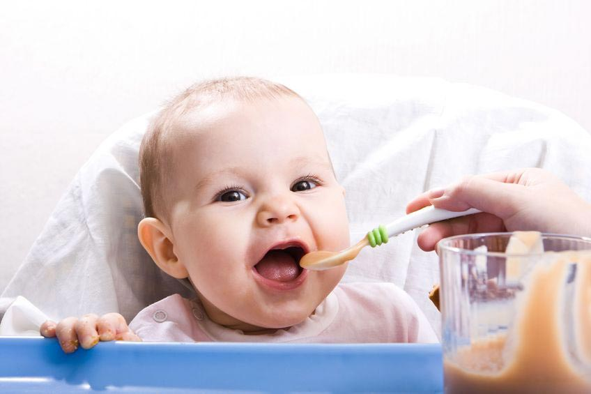 Should I Feed My Baby Organic Foods?
