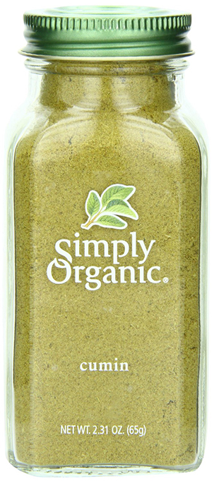 Simply Organic Grinded Cumin Seeds