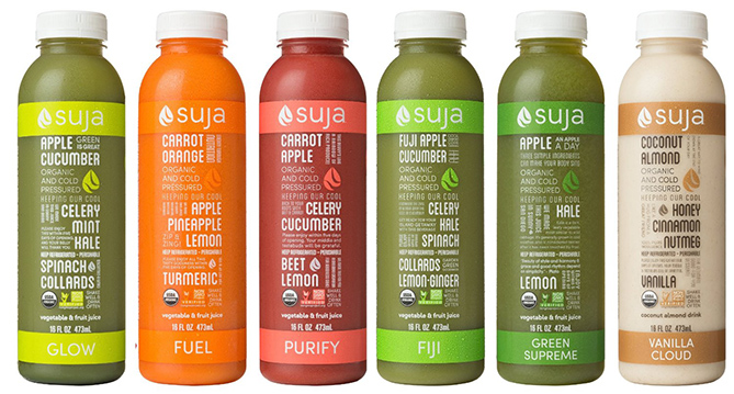 Suja Juice 3-Day Fresh Start Program