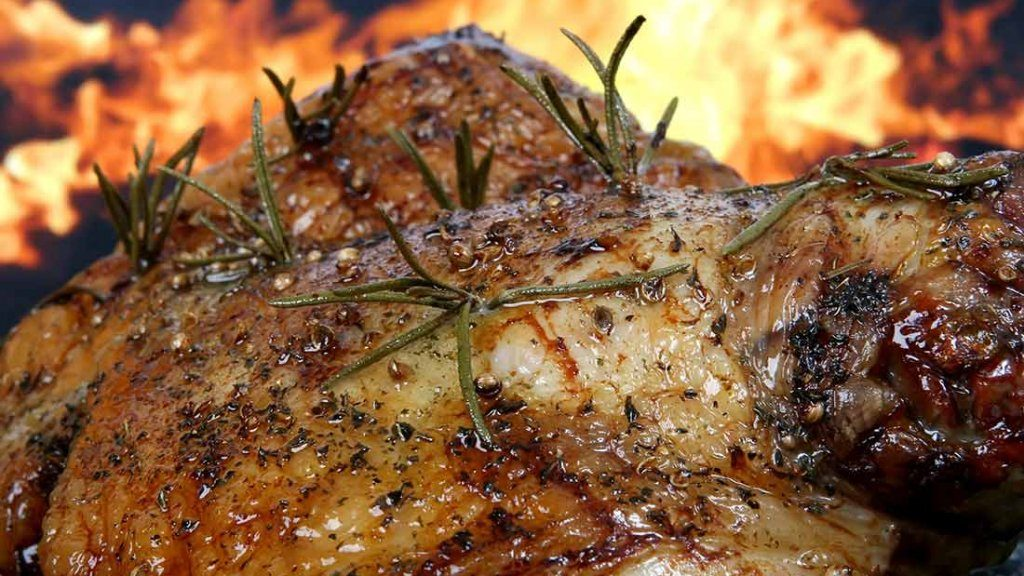 Summer Herb-Roasted Organic Turkey Breast