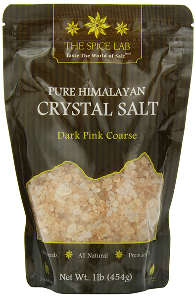 The Spice Lab Pure Unprocessed Himalayan Crystal Salt