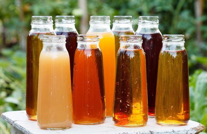 Uses and Benefits of Organic Juices