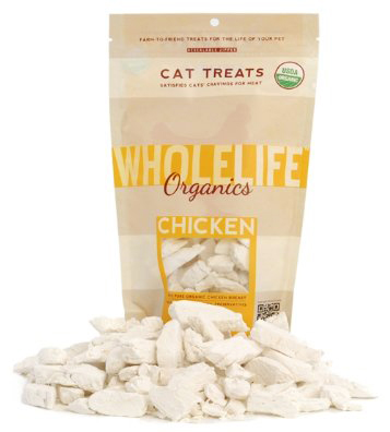Whole Life Certified Organic Cat Treats