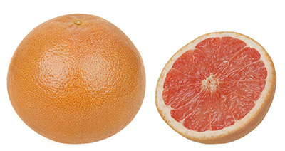 Whole Organic Grapefruit