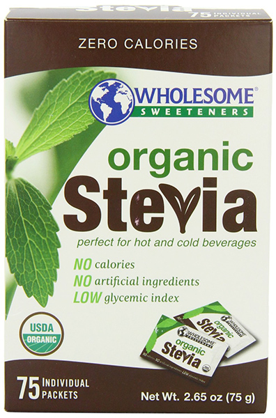 Wholesome Sweeteners Organic Stevia