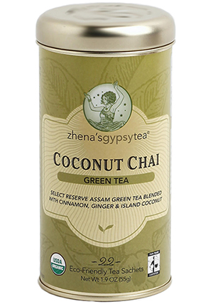 Zhena's Gypsy Tea Coconut Chai Green Tea
