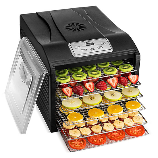 Top 7 Food Dehydrators to Buy in 2020 (Review Guide)