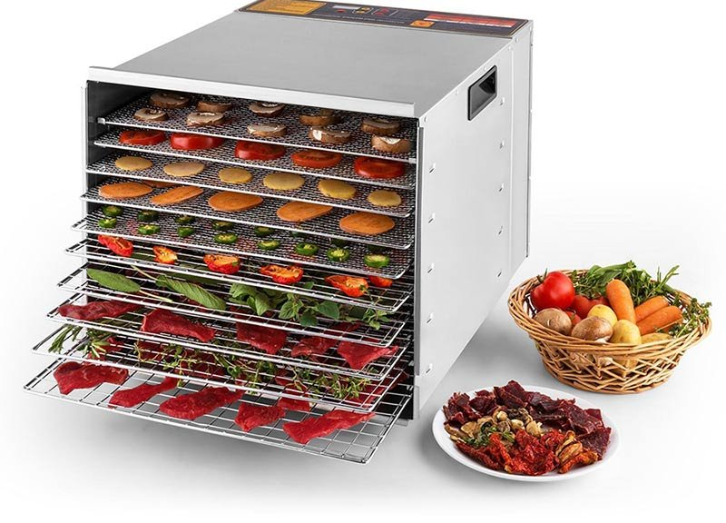 What Are The Benefits Of Food Dehydrators?