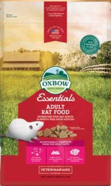 Adult Rat Food by Oxbow Animal Health
