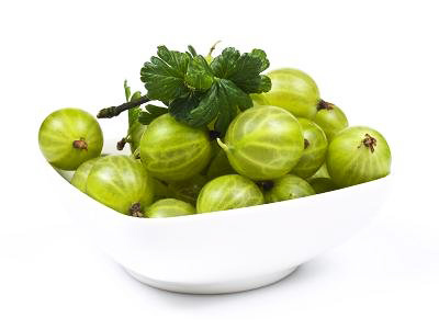 Fresh Frozen Organic Green Gooseberry